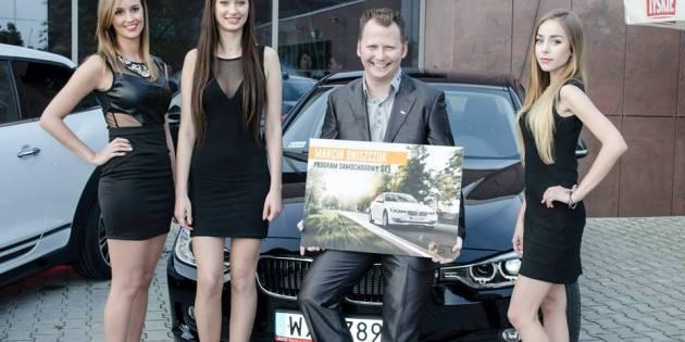 odbiór BMW - Marcin Oniszczuk