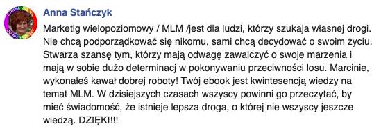 opinia Anna Stańczyk