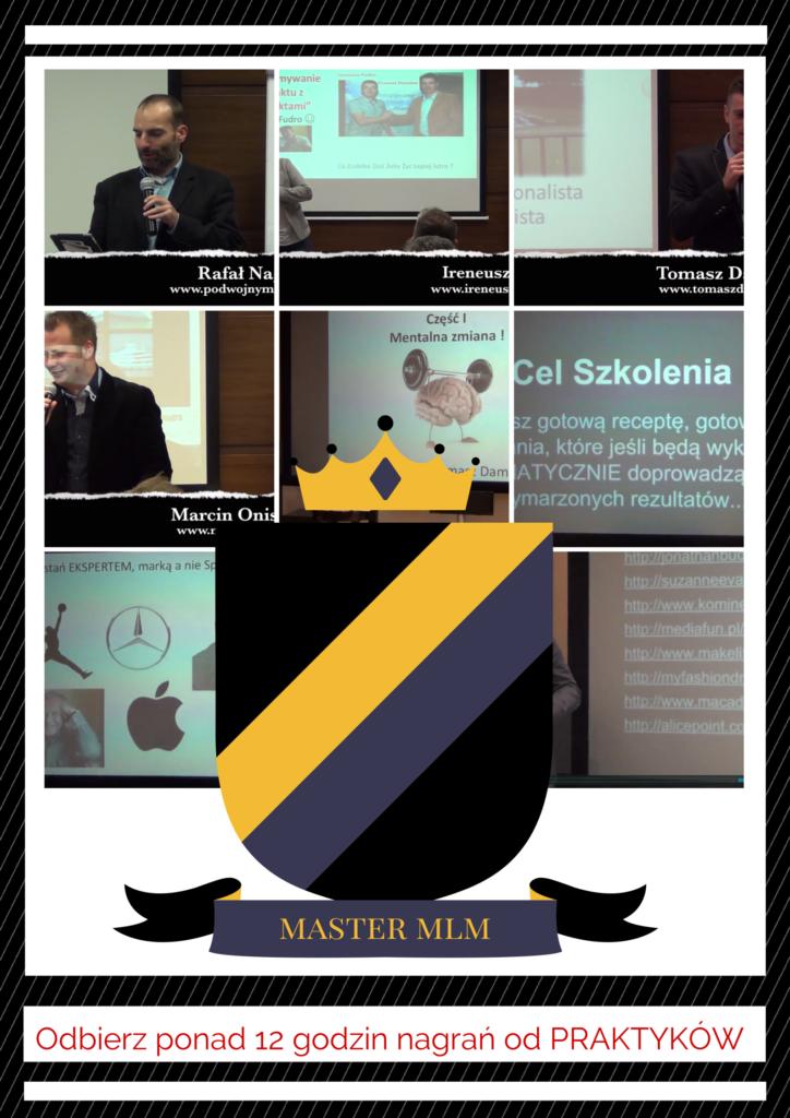 Master MLM - kompendium wiedzy o mlm